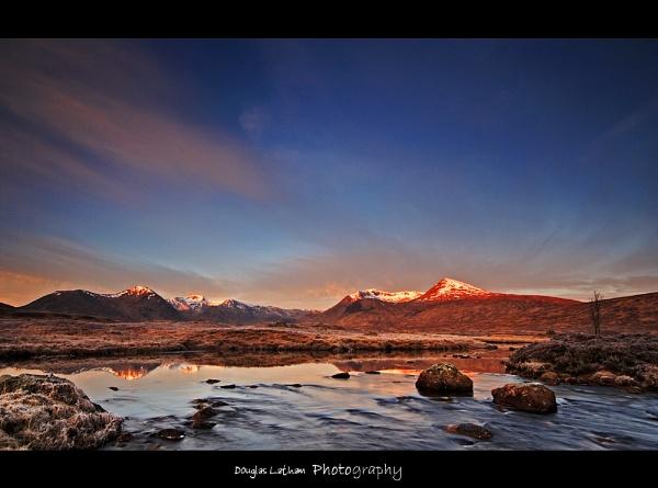 Lochan Na Stainge , Blackmount by DouglasLatham