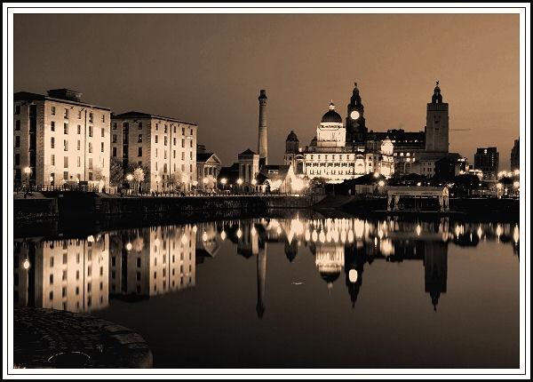 Albert Dock Liverpool by newy17