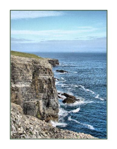 Clare Cliffs by Callanan