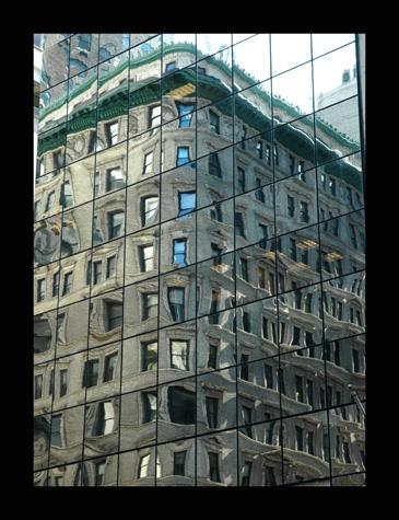 Sky Scraper Reflection by AEasthope67