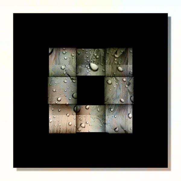 Metallic Rain by Wibbles