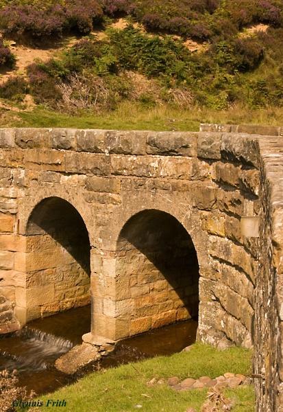 Bransdale Bridge by GlynnisFrith