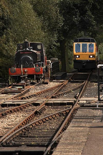 Steam and diesel by summ3r