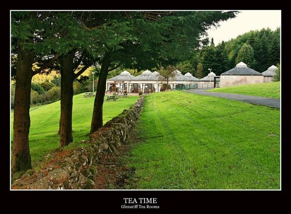 Tea Time by Sconz