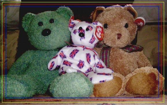 The Three Bears by Bigshot