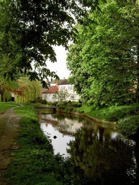 A gentle stroll by Hebe