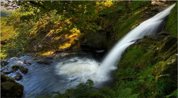 Llanberis Falls by digicammad
