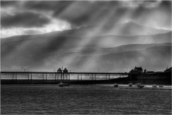 Bangor Pier Moods by digicammad
