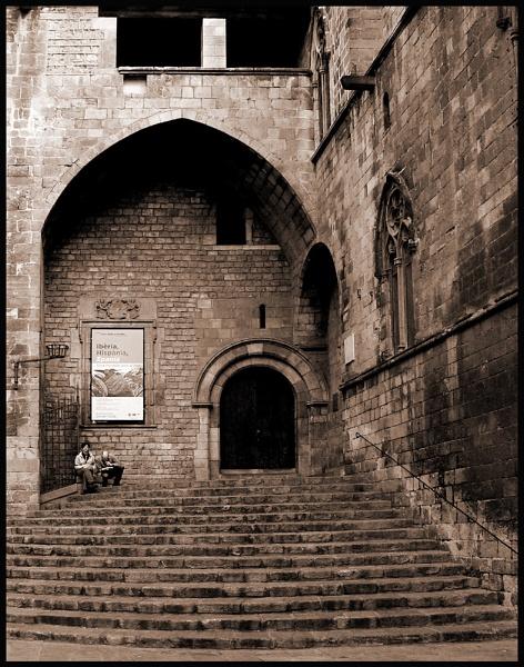Spanish Steps by fentiger