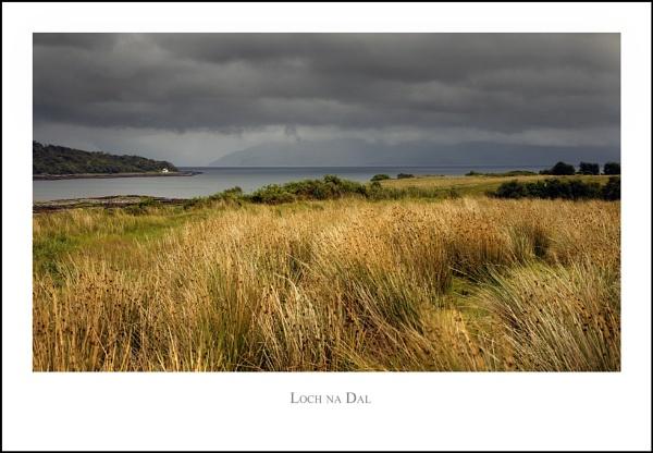Loch na Dall... by Scottishlandscapes
