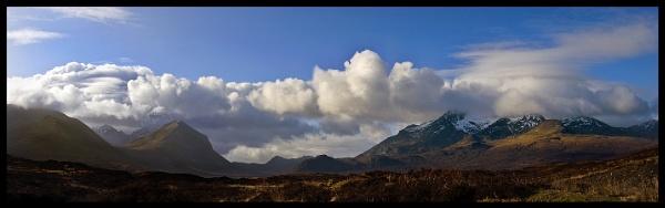 Sligachan panorama... by Scottishlandscapes
