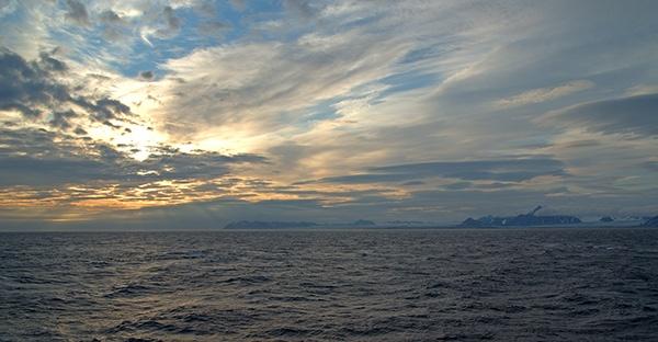 Evening sky by Stuarty