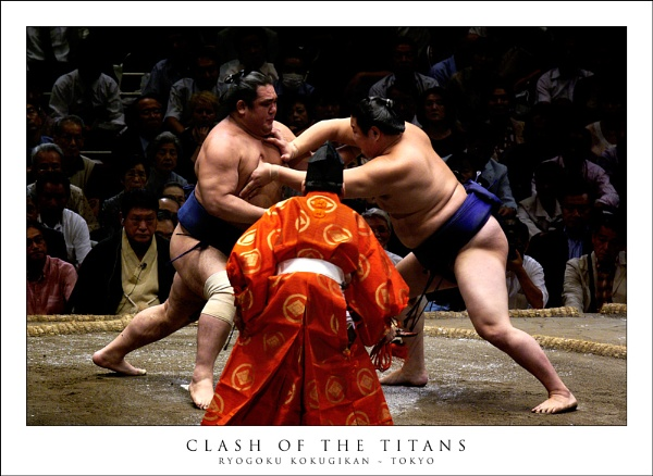 Clash of the Titans