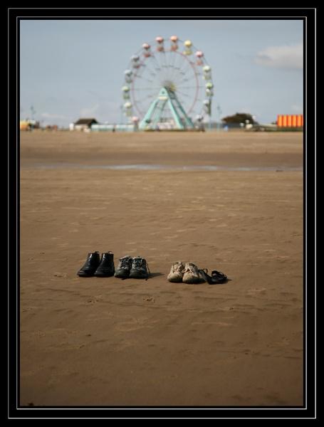 English Seaside Town by evap