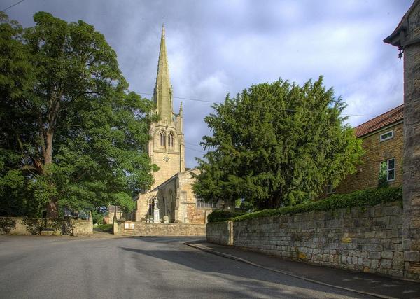 All Saints Church by MarkT