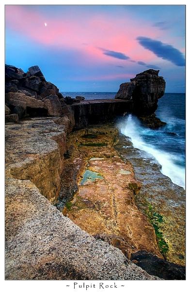 Pulpit Rock by MarkT