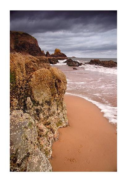 September Beach by xinia