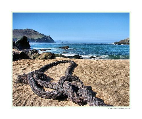 Beach Scene by Callanan