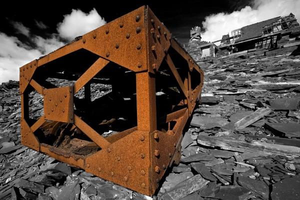 Dinorwic Slate by Mustavacanon