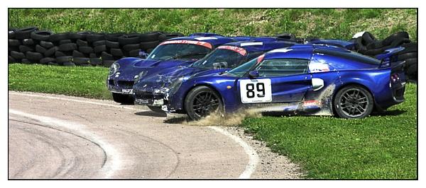 In a Spin - Rallycross 2 by GPTek