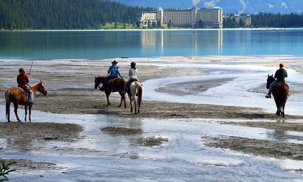 Lake Louise by Redbull