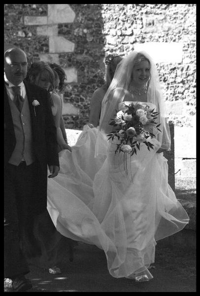 Wedding smile by JennySumaya