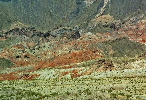 rainbow canyon by brianwakeling