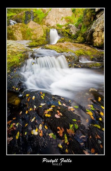 Pistyll Falls 2 by monoman