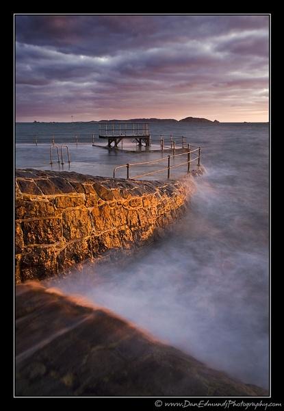 First Light at Valette by Guernseydan