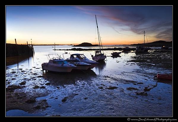 Herm Harbour by Guernseydan