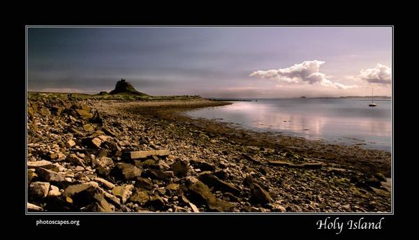 Holy Island by graeme34