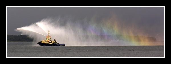 Making A Rainbow by Boagman65