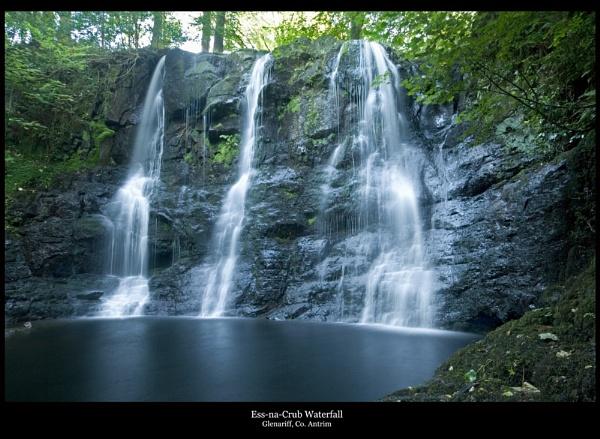 Ess-na-Crub Waterfall by Sconz