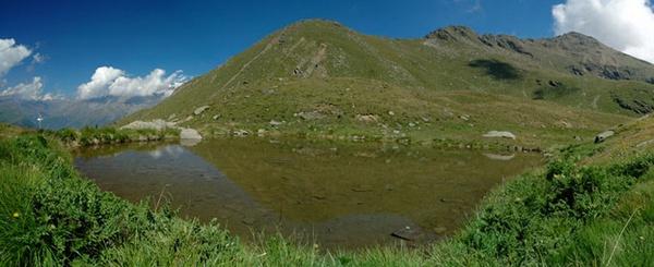 Panorama @ Cima Vegaia (2980m) by stijn