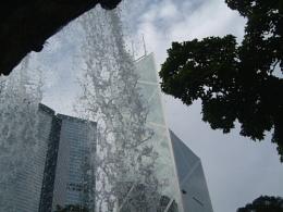 Hong Kong Waterfall