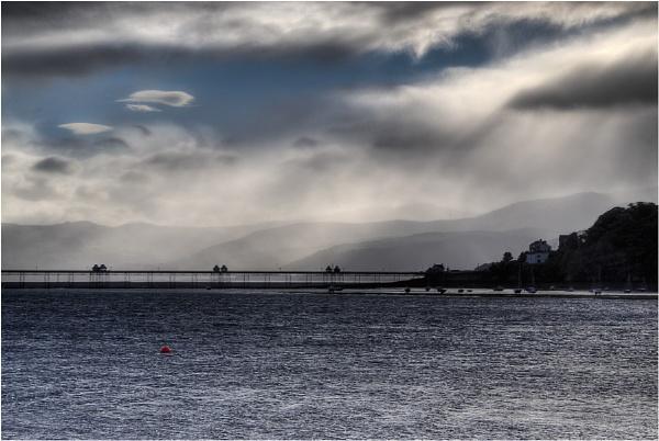 Bangor Pier Moods 2 by digicammad