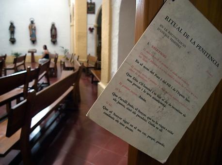 Sant Cristòfol Church, Menorca by markmurton