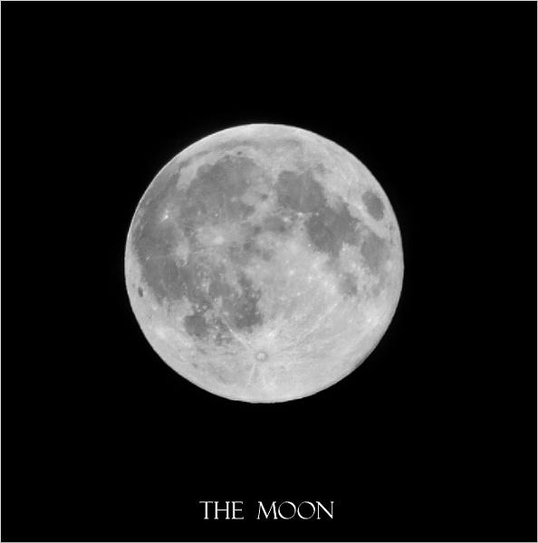 The moon by C_Daniels