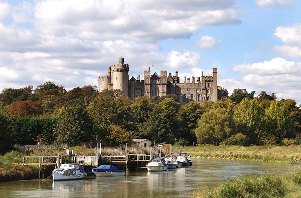 Arundel Castle by WayneG