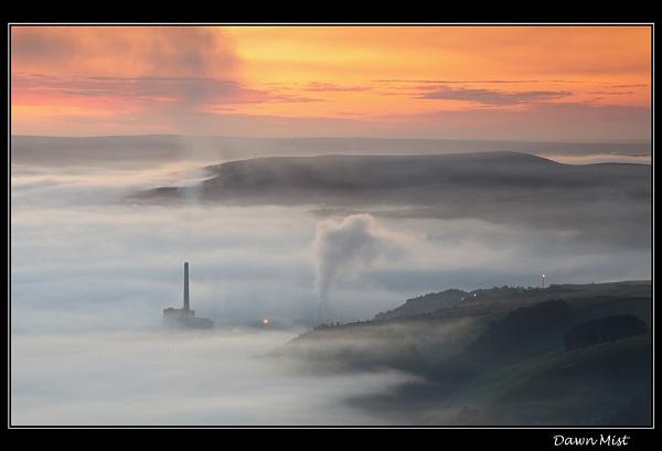 Dawn Mist by martin.w