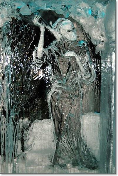 Ice Maiden by Vivking