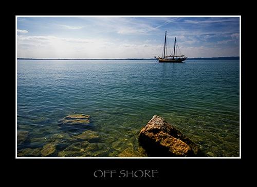 Off Shore by KenV