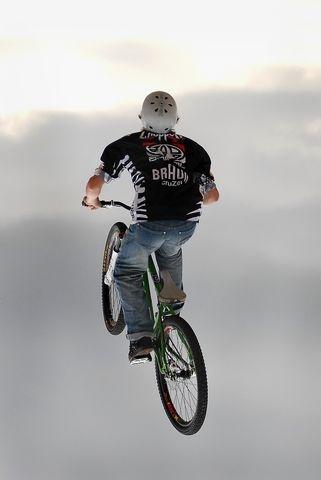 Biker to Heaven by MyLastBreath