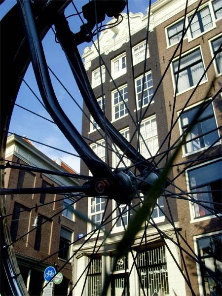 in Amsterdam city... by VaritaMagica