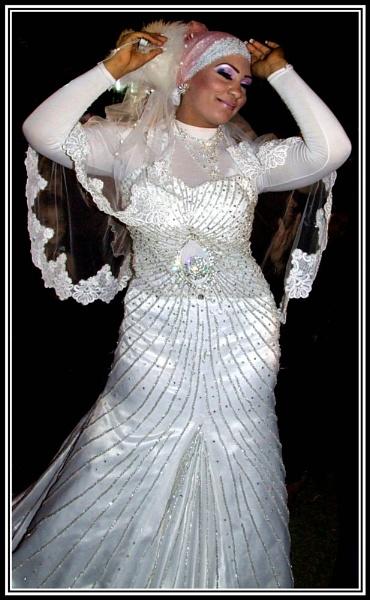 Egyptian Bride by moglen
