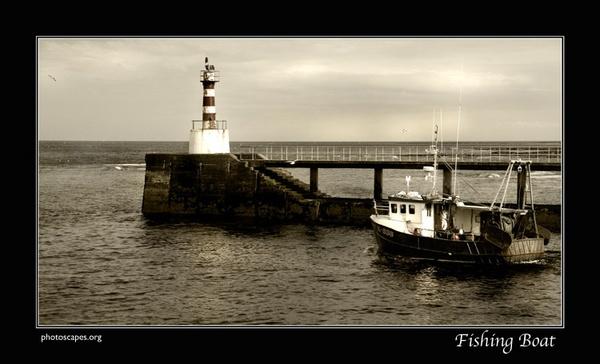 Amble Harbour by graeme34