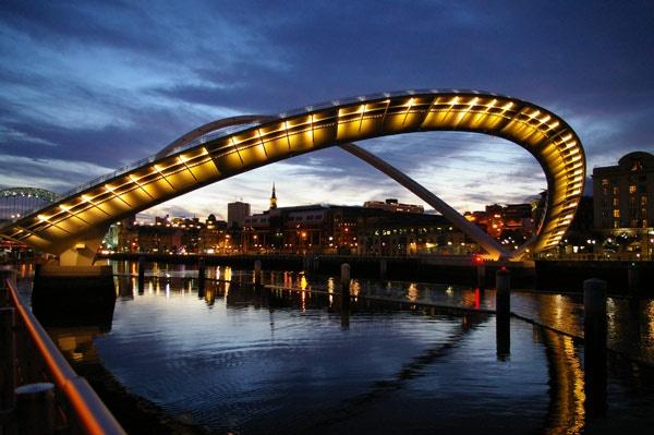 Open Bridge by Barbaraj
