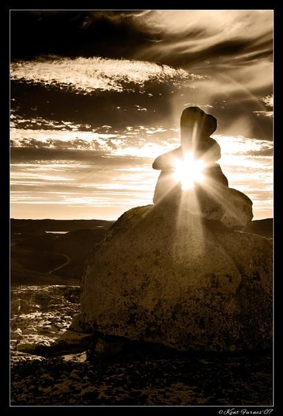 Divine light by teodor