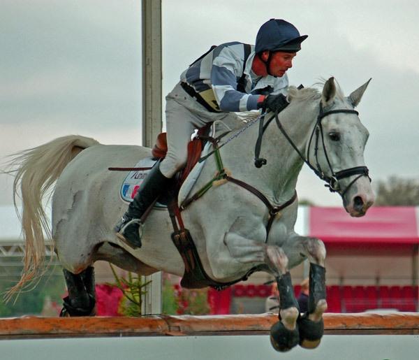 Badminton Horse Trials by LOGICONE