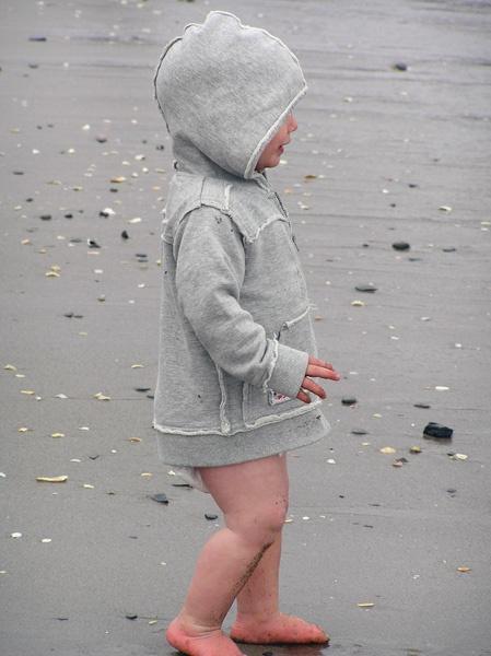 A Grey Day. by Mobieus